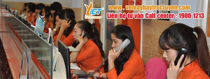 Tổng đài call center Én Việt