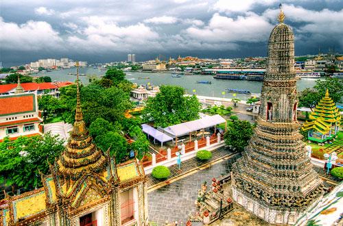vé máy bay giá rẻ đi Thái Lan khuyến mãi
