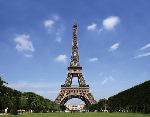 vé máy bay online đi Pháp