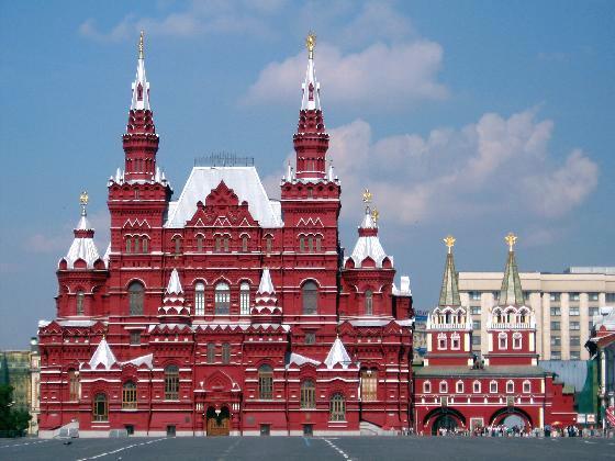 đặt vé máy bay giá rẻ đi Nga